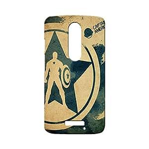 G-STAR Designer Printed Back case cover for Motorola Moto X3 (3rd Generation) - G3151