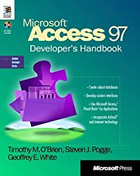 MICROSOFT ACCESS 97 DEVELOPER'S HANDBOOK