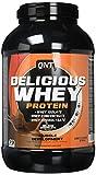 QNT Delicious Whey Protein Powder, Belgian Chocolate, 2.2 kg
