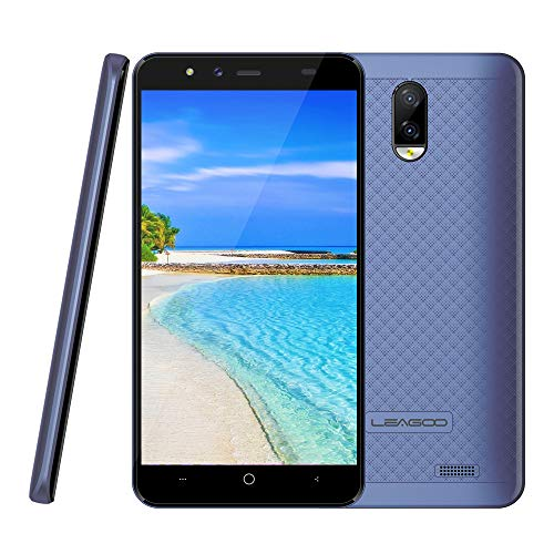 Leagoo Z7 - Smartphone de Dual 4G (Pantalla de 5', WiFi, Bluetooth, Batería 3000mAh, 1.3GHz Quad-Core, Cámara de 5MP,...