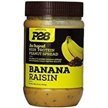 P28 High Protein Banana Raisin Spread 16 oz by P28 Foods