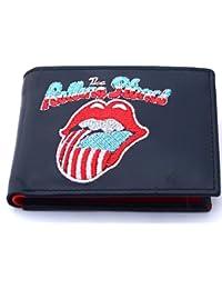 Rolling Stones Geldbörse mit Münzfach