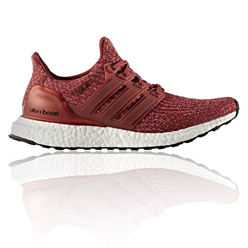 adidas Damen Ultraboost W Sneakers, Rot (Rojmis/Rojmis/Rostac), 39 1/3 EU (Stabilität 6 Laufschuh Ultimative)