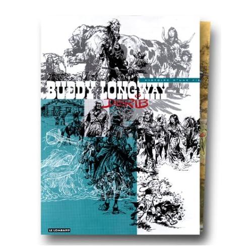 Buddy Longway, l'intégrale : Histoire d'une vie, coffret de luxe, 4 volumes
