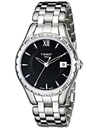 Tissot Damen-Armbanduhr Analog Quarz Edelstahl T072.210.11.058.00