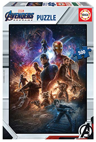 nfinity War 2 Avengers 4 Puzzle , 500 Teile (17989) ()