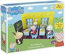 Peppa Pig - Build & Play - La Escuela - 4 mini figuras Conjunto de la construcción