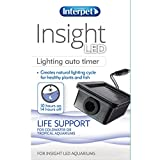 Interpet Limited - Timer automatico per acquari Insight da 40L/60L (Taglia unica) (Nero) immagine