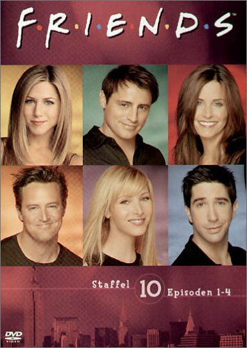 Friends - Die komplette Staffel 10 (5 DVDs)