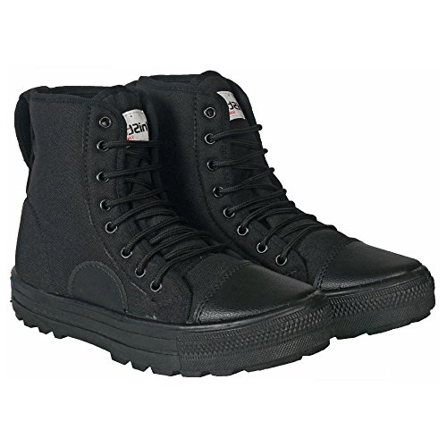 Unistar Jungle Boots; 1001-Black