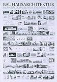 Kunstdruck 'Bauhaus-Architektur', Größe: 70 x 100 cm