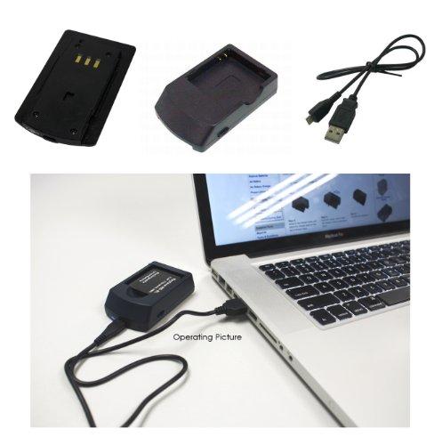 PowerSmart® USB Ladegeräte für HTC RAPH100, Raphael, T7272, Touch Pro, TyTN III, 35H00111-06M, BA E270, DIAM171