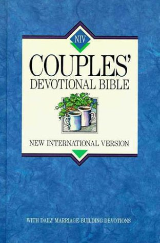 Review Book Online NIV Couples Devotional Bible: New International Version CHM