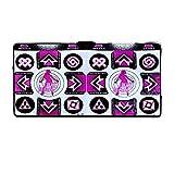 f898fa37bbd3 XULONG USB Doble Alfombra de Baile, Espuma de Juego Estera Engrosamiento  insonorización Suave Baile alfombras para Adultos/niños HD TV Ordenador de  Doble ...