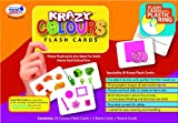 Krazy Colours - Flash Cards With Ring