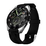 Kivors Bluetooth Smart Watch Fitness Tracker Uhr mit Herzfrequenz Armband Aktivität...