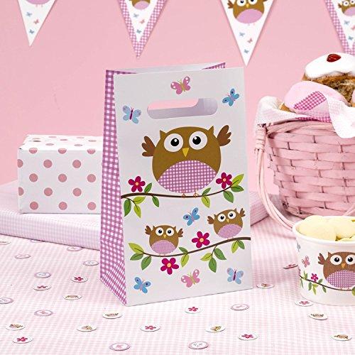 Neviti Little Owls Partytüten, ()