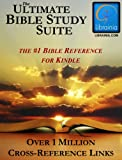 Image de Ultimate Bible Study Suite; KJV Bible (Red Letter), Hebrew/Greek Dictionaries and Concordance, Easton's & Smith's Bible Dictionaries, Nave's Topical G