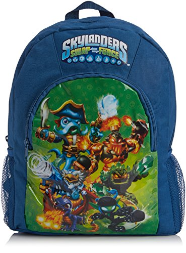 skylander-swap-force-zaino-blu-blue