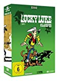 Lucky Luke Classics Vol.2 - Remastered Widescreen Collection mit exkl. Comic im Pocket-Size-Format (3 DVD Box)