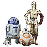 "Kotobukiya ksw114Maßstab 1: 10""C-3PO & R2-D2/mit bb-8ARTFX + Statue"