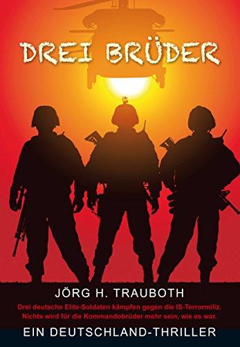 Drei Brüder: Ein Deutschland-Thriller