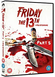 Friday The 13th: Part 5 [DVD]