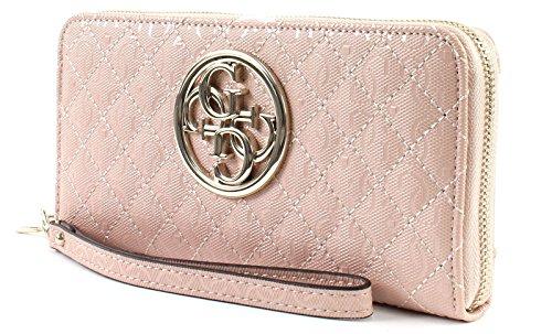 Guess Gioia SLG Large Zip Around SG698946 Damen Geldbörse 21x10x2cm (rose)
