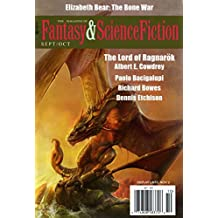 The Magazine of Fantasy & Science Fiction September/October 2015 (English Edition)