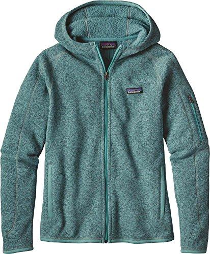 damen-fleecejacke-patagonia-better-sweater-hooded-fleecejacke