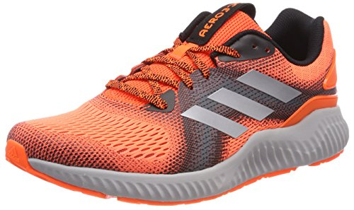 adidas Herren Aerobounce St Laufschuhe Orange (Solar Orange/core Black/grey Five F17 Solar Orange/core Black/grey Five F17)