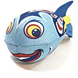 Water Bomb Rocket Fish WHITECHEEK TANG Water Sponge Accurate Toss Flying Pool/Beach Toy