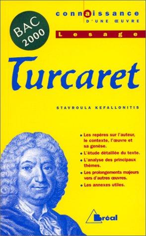 Turcaret, de Lesage par Stavroula Kefallonitis