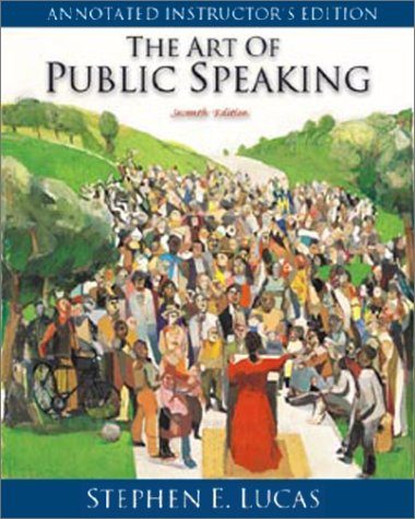 Art of Public Speaking: Annotated