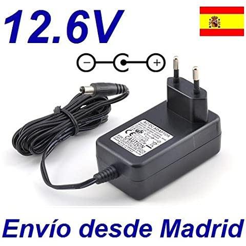 Cargador Corriente 12.6V Reemplazo Lithium Battery Charger Three-phase 3S 14500 14650 Recambio Replacement