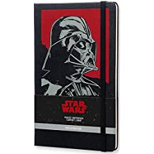 Moleskine Large Star Wars Darth Vader Limited Edition Hard Ruled Notebook