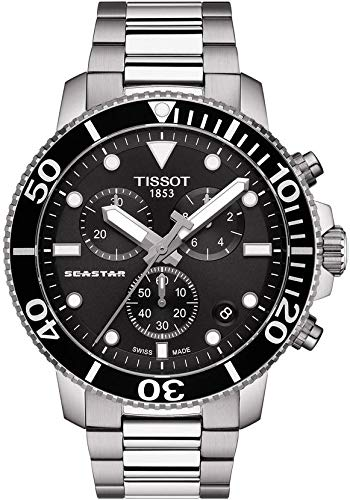 Tissot Taucher-Herrenuhr Seastar 1000 Quarz T120.417.11.051.00