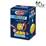 10x Barilla Tagliatelle 300g senza Glutine Glutenfrei und ohne Eier pasta nudeln