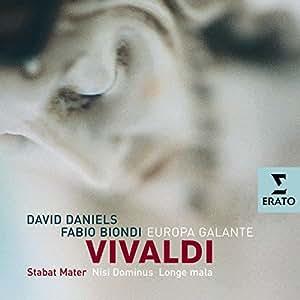 Stabat Mater / Nisi Dominus / Longue Mala