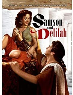 Samson And Delilah (Domestic) by Hedy Lamarr