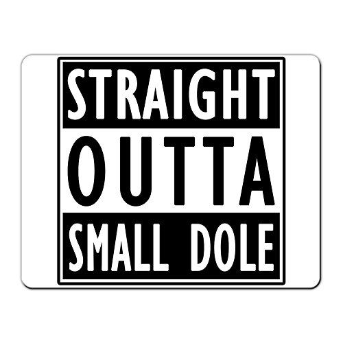 straight-outta-small-dole-premium-mouse-mat-5mm-thick