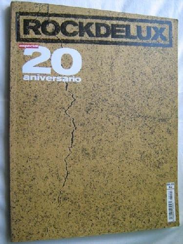 ROCKDELUX. ESPECIAL 20 ANIVERSARIO