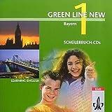 Green Line NEW Bayern: Begleit-CDs zum Schülerbuch Band 1: 5. Schuljahr (Green Line NEW. Ausgabe für Bayern)