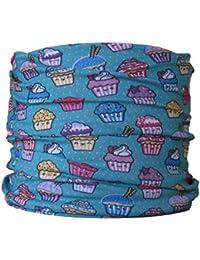 Multifunctional Headwear (CHILD SIZE) Cupcakes