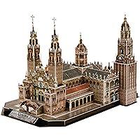 CubicFun - Puzzle 3D Catedral de Santiago (CPA Toy MC184)