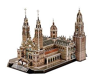 CubicFun- Puzzle 3D Catedral de Santiago (CPA Toy Group Trading S.L. MC184)