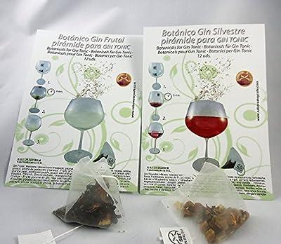 Pack botanicos Gin