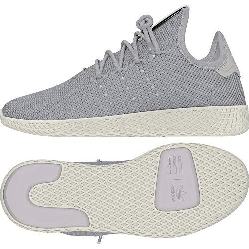 best sneakers 40535 333de adidas Damen Pw Tennis Hu W Fitnessschuhe, Grau GrpulgBlatiz 000, 38 2