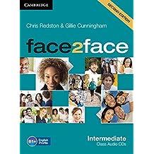 face2face Intermediate Class Audio CDs (3)