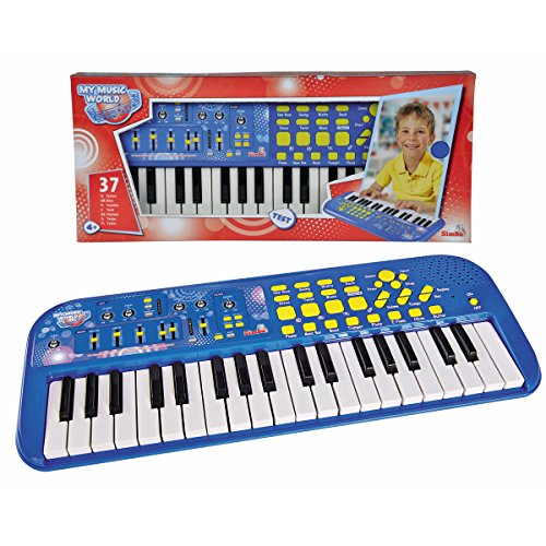 Unbekannt Keyboard mit 37 Tasten und vielen verschiedenen Rhythmen Melodien • Kinder Klavier Piano Musik Spielzeug Musikinstrument Sound